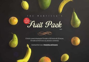 Fruit Pack (Vol. 01) | Themantissa