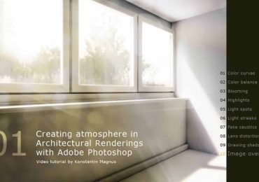 How to Create Atmosphere in Architectural Renderings