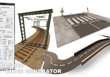 Dashed lines generator v1.0   Raffaeleschiavullo