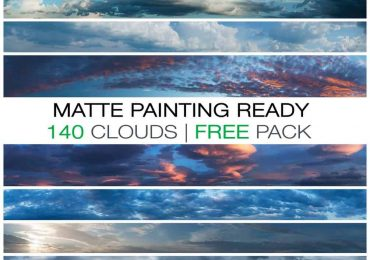 140 Clouds   Free pack