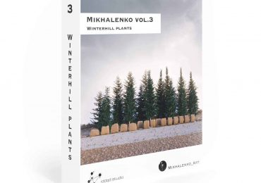 Mikhalenko vol.3 | FREE 3D models collection