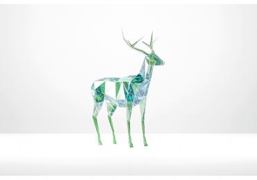 Emerald deer   Gstudio