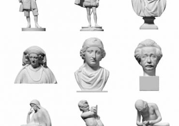 3D Scanned objects | Three D Scan