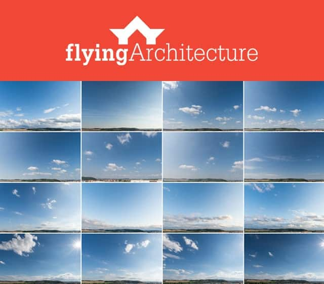 150 Free Sky backplates | Flying Architecture