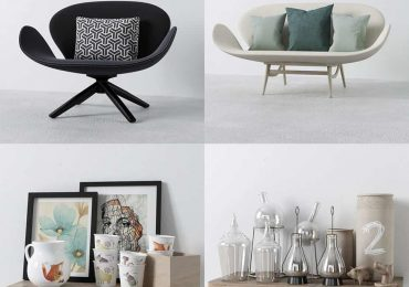 Chairs and Decorative Objects | Redhome Visual