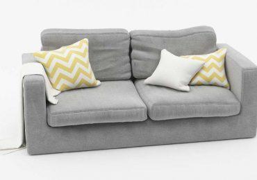 Free 3D model sofa | Iskren Marinov