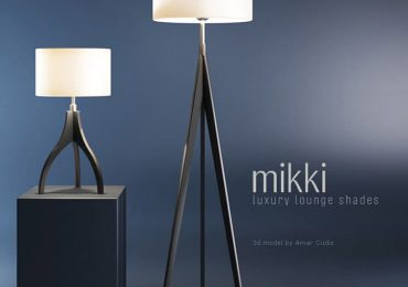 Mikki lamps | Level Creative Studios