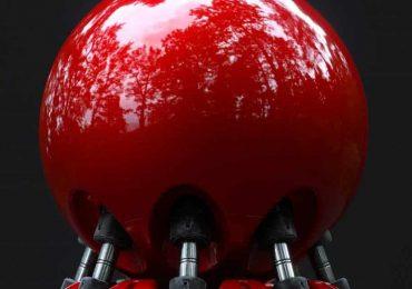Shader ball 2016 | Mastering CGI