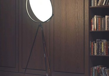 Flos Superloon Lamp   3darchitect