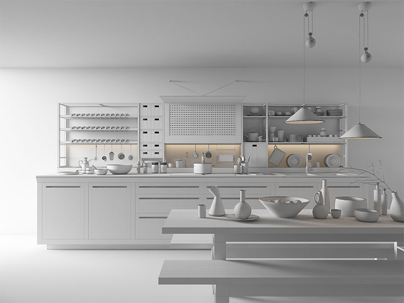 Free Model Valcucine Kitchen Amr Moussa