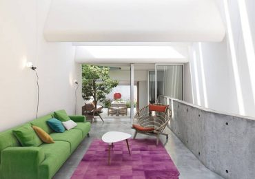 Free Scene – Skylight house | Natrang Design