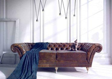 Chesterfield sofa | Michele Maraldi