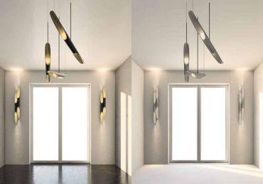 Delightfull Coltrane ceiling lamp | BAMMstudio
