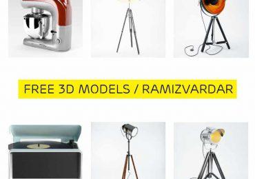 Free 3D Models | Ramizvardar
