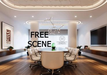 Free Scene-Meeting room | Mohamed Magdy