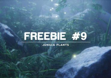 Freebie#9: Jungle Park | Darstellungsart