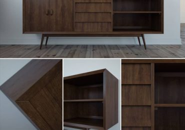 Freebie: Teak Sideboard | Tonifresnedo