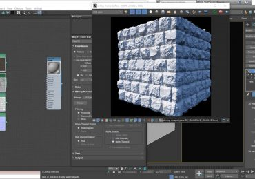 How to work correctly with VraydispacementMod