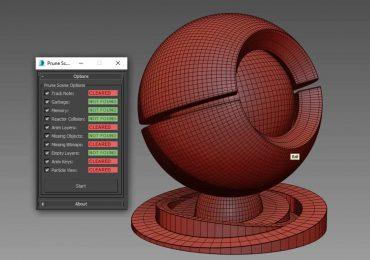 Scripts for 3DsMax | Prune Scene