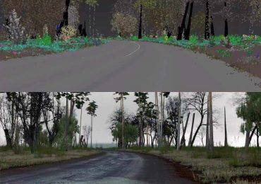 How to create parametric environments with Forest Pack