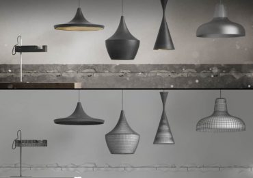 Lamps–modell pack | XOIO