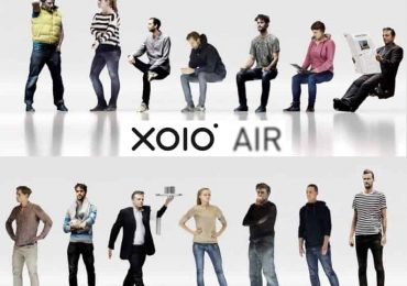 Free 3d scanned people | XOIO AIR