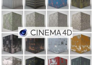 Free Materials for C4D | C4Dcenter