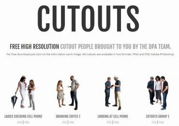 Free Cutouts | DPA Team