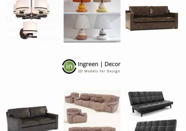 Free 3D Models | Ingreendecor