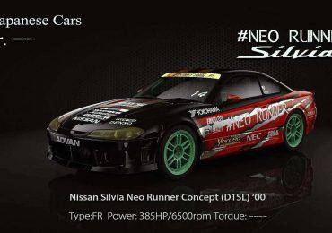 Nissan Silvia Neo Runner S15 | Paweł Kotwica