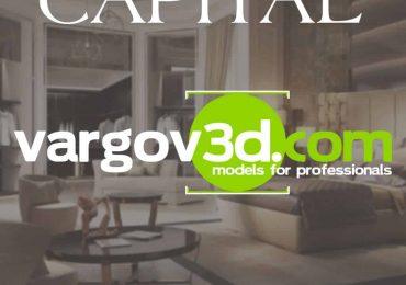 FREE 3D models Capital Collection | Vargov3d