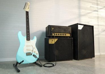 Free 3D Model – Electric guitar & competition | VizPeopleBLog
