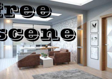 Office Free Scene | Hüseyin Yattıkalkmaz