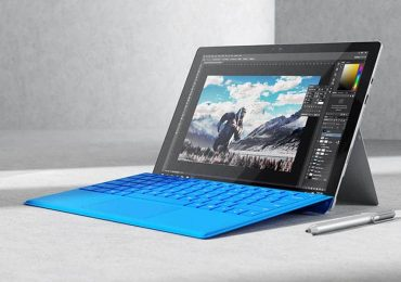 Free 3D Model – Microsoft Surface Pro 4 | Vizpeople Blog