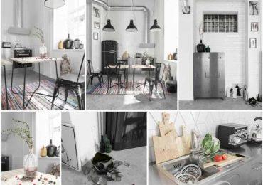 Free 3D Models-Corona Loft Kitchen | V. Tomashchuk & I. Tomashchuk Studio
