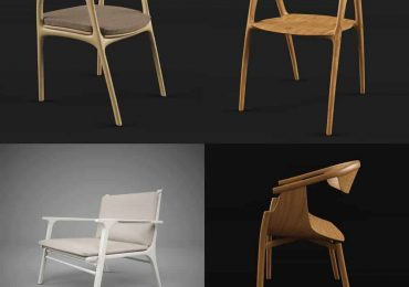 Free 3D Models Chair | ByVisual.pro