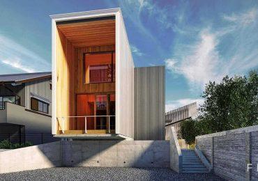 Free Scene Design by Tatsuyuki Takagi Architects Associates | FIN Studio