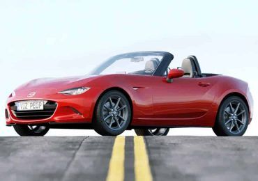 Free 3D Model – Mazda MX-5 | VizPeople Blog