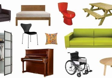 Free Cutouts of Furniture, People, Trees and More