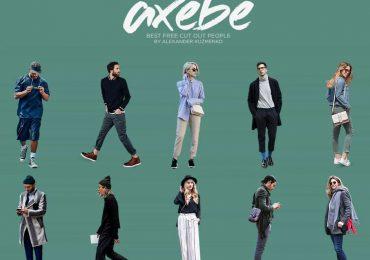 Axebe-Free Cutouts People | Alexander Kuzmenko