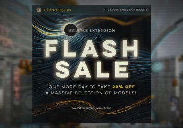 Eclipse Extension 20% Off | Turbosquid