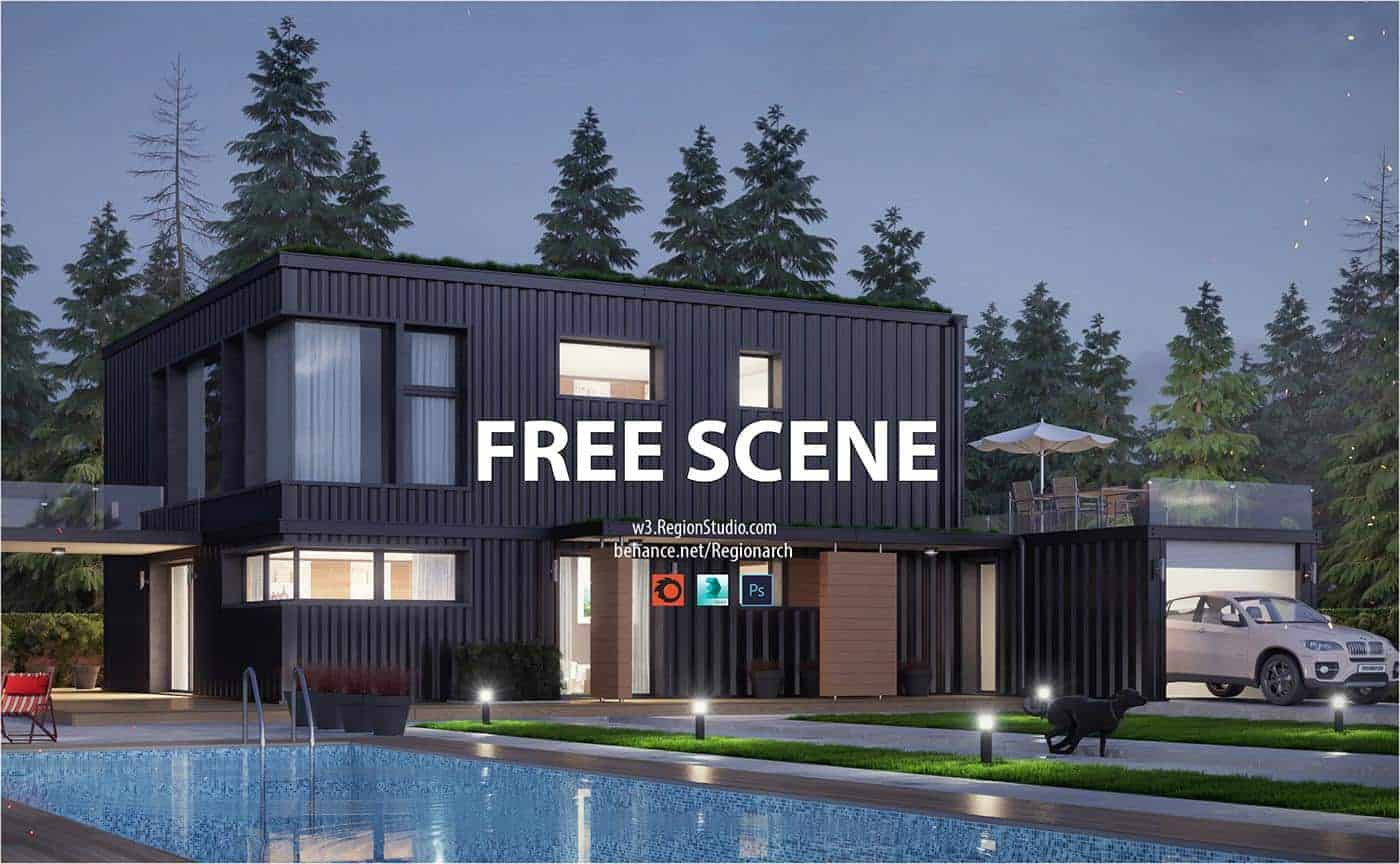 Free 3d Container Home Design Software 3d Shipping