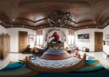 Free 3D Scene – KID ROOM | Bui Thai Tao