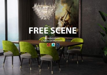 Free Corona Scene | Region Studio