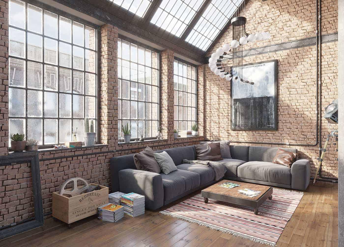 Free-scene-Industrial-Loft-Roman-Kolyada