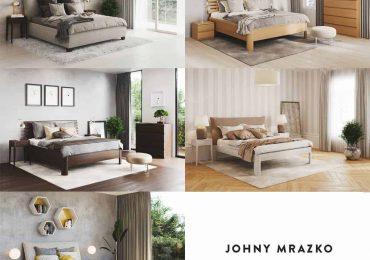 Free 3D Models Bed | Johny Mrazko