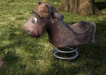 FREE 3D MODEL HORSE SPRING SWING | Mellowmesher