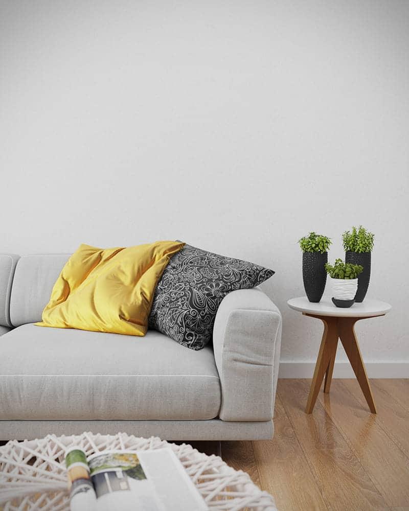 Free 3D Scene small living room