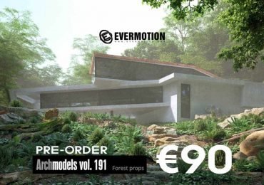 Pre-Order Archmodels vol 191 – Forest Props | Evermotion