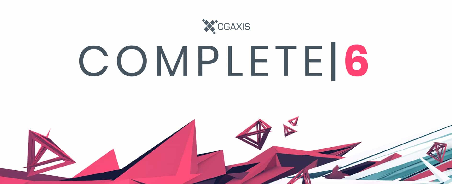 CGAxis Complete 6 sale off